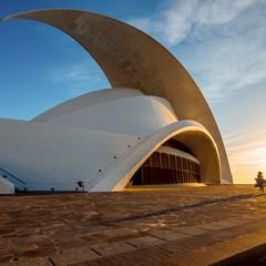 Auditorium di Santa Cruz de Tenerife