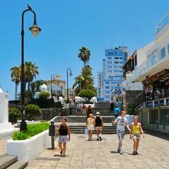 Calle de San Telmo a Puerto de la Cruz
