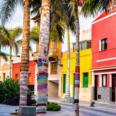 Calle Mequinez a Puerto de la Cruz