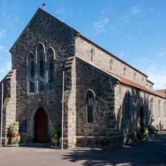 Chiesa Anglicana e giardini del Taoro a Puerto de la Cruz