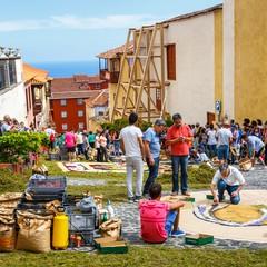 Corpus Christi a La Orotava