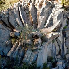 Formazione rocciosa chiamata Roccia del Teide