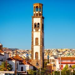Iglesia de Nuestra Señora de la Concepción a Santa Cruz de Tenerife