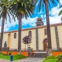 Iglesia de Nuestra Senora de La Concepcion a San Cristobal de La Laguna