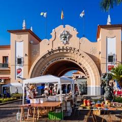 Mercado de Nuestra Senora de Africa a Tenerife