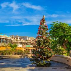 Natale a Playa de Fanabe