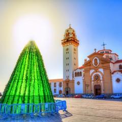 Natale a Santa Cruz