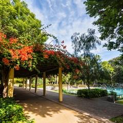 Parco Garcia Sanabria a Santa Cruz de Tenerife