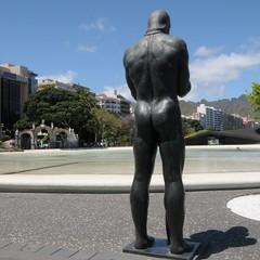 Plaza Espana a Santa Cruz de Tenerife
