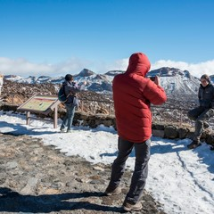 Punto panoramico del Teide