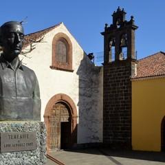 Santo Domingo a La Laguna
