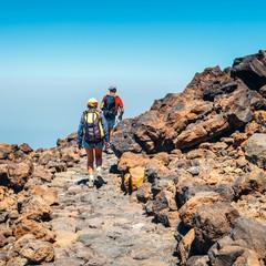 Scalata al Teide