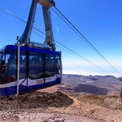 Teleferica per il Teide