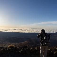 Vista da Pico del Teide