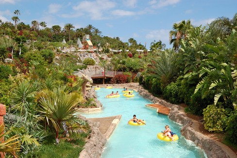 Parchi divertimento a Tenerife
